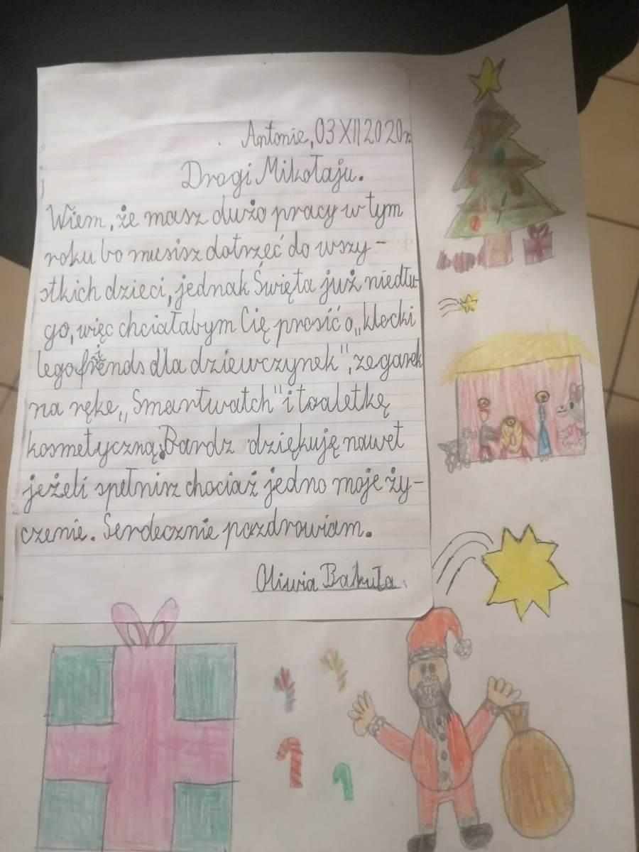 list-Oliwka